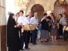 الاحتفال بعيد القديسين قسطنطين وهيلانة في البطريركية الارثوذكسية