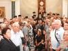 زوار من كنيسة كريت تزور البطريركية الارثوذكسية