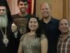 مجموعة حجاج ارثوذكسيين من اصل فلسطيني من الولايات المتحدة تزور البطريركية الارثوذكسية
