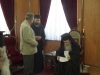 خريجي مدرسة اللاهوت في قبرص يزورون البطريركية الأرثوذكسية