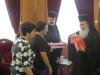لجنة سيدات بئر السيدة العذراء للروم الارثوذكس في مدينة بيت ساحور تزور البطريركية