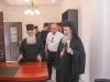 تدشين مبنى اللجنة المالُية الجديد في البطريركية الارثوذكسية