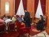 جمعية شباب الروم الارثوذكس من قرية الرامة تزور البطريركية الارثوذكسية