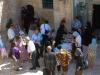 الاحتفال بذكرى قطع راس يوحنا المعمدان في اورشليم