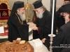 """قطع كعكة رأس السنة """"الفاسيلوبيتا"""" في بطريركية الروم المقدسية"""