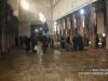 التنظيف السنوي لكنيسة المهد في بيت لحم