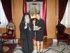 المستشارة القانونية للحكومة الاسرائيلية  بالمواضيع المتعلقة  بقانون الاسرة تزور بطريركية الروم الارثوذكسية