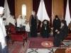 جوقة سانت بطرس برغ للشباب تزور بطريركية الروم الارثوذكسية