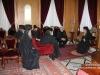 ممثلون عن مؤسسة القديس اندراوس اول المدعوين, يزورون بطريركية الروم الارثوذكسية