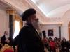 رؤساء كنائس الارض المقدسة تزور البطريركية الارثوذكسية لتقدم التهاني بمناسبة عيد الميلاد المجيد