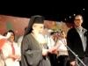 بطريركية الروم الارثوذكسية الاورشليمية تضيء شجرة الميلاد في يافا