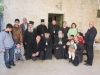 قداس اللاهي مع طائفة طولكرم الواقعة في منطقة السامرة