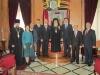 رئيس بلدية فلاديمير سيرجي زاخروف في بطريركية الروم الارثوذكسية