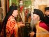 الاحتفال بعيد القديس البار أفثيميوس الكبير في في ديره في البلدة القديمة