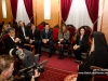 وزيرة السياحة اليونانية في بطريركية الروم الأرثوذكسية