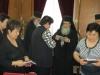 جمعية نساء قرية عيلبون تزور بطريركية الروم الأرثوذكسية