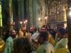 سيامة قدس الشماس نيكولاس بصل كاهناً في كنيسة القيامة