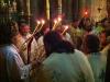 سيامة قدس الشماس نيكولاس لاوس بصل كاهناً في كنيسة القيامة