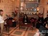 عرض شريط السمفونية الإفخارستية  في مكتبة بطريركية الروم الارثوذكسية