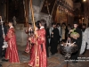 """الاحتفال بعيد \""""ظهور علامة الصليب المقدسة في السماء\"""" في بطريركية الروم الارثوذكسية"""