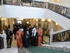 بطريرك المدينة المقدسة يزور البطريركية الروسية