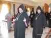 غبطة بطريرك الارمن يزور بطريركية الروم الارثوذكسية