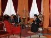السفير البلغاري الجديد في اسرائيل يزور بطريركية الروم الارثوذكسية