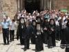بطريركية الروم الارثؤذكسية تحتفل بعيد حلول الروح القدس