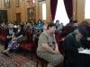 نساء جمعية حاملات الطيب من قرية الرامة في بطريركية الروم الارثوذكسية