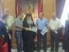 وكلاء طائفة الروم الارثوذكسية في بيرزيت في البطريركية الاورشليمية