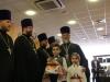 الوفد البطريركي في الارض الروسية
