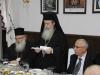 غبطة البطريرك في الجمعية الخيرية الوطنية الارثوذكسية في بيت لحم