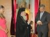 القنصل اليوناني الجديد في بطريركية الروم الارثوذكسية