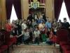 مجموعة من الطائفة الروم الارثوذكسية الاردنية في البطريركية الاورشليمية