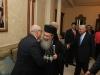 رئيس الوزراء الأردني السيد عبد الله النسور يكرم غبطة البطريرك