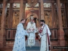 الاحتفال بذكرى تشدين كنيسة القيامة المقدسة