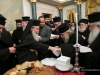"""قطع كعكة رأس السنة """"الفاسيلوبيتا"""" في بطريركية الروم الارثوذكسية 2014"""