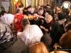 الاحتفال بعيد القديس يوحنا المعمدان الجامع في بطريركية الروم الأرثوذكسية الأورشليمية