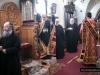بطريركية الروم الارثوذكسية تحتفل بعيد تهنئة والدة الاله العذراء مريم.