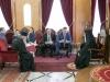 رئيس بلدية كييف يزور بطريركية الروم الارثوذكسية