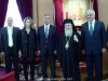 سكرتير عام وزارة النظام العام وحماية المواطن اليوناني يزور بطريركية الروم الارثوذكسية