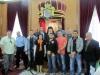 وفد من الشرطة القبرصية يزور بطريركية الروم الارثوذكسية