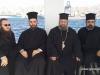 غبطة بطريرك المدينه المقدسه اورشليم يقوم بخدمة القداس الالهي في مدينة العقبه