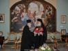 بابا وبطريرك الاسكندرية يزور ممثلية القبر المقدس في قبرص