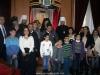 جمعية الشباب الكنسيه في كنسية النبي ايليا تزور بطريركية الروم الاورثوذكس