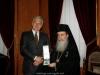 دولة هنغاريا تقلّد وسام الدوله لغبطة البطريرك ثيوفيلوس الثالث