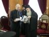 وزير السياحة الاسرائيلي يزور بطريركية الروم الارثوذكسية