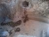 تعدي جديد في الكنيسة التابعة لبطريركية الروم الارثوذكسية في جبل صهيون