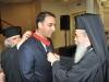 غبطة البطريرك يكرم اعضاء من رعية بيت ساحور الروم الارثوذكسية
