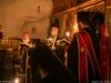 مراسم جنازة قدس الاب فوتيوس في دير القديس البار سابا